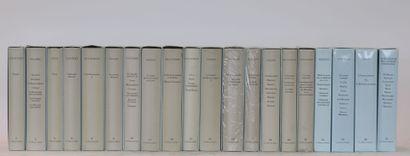 Collection La Bibliothèque, dirigée par Jean...