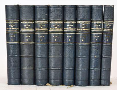 LYON-CAEN (CH) & RENAULT (L)  Traité de droit...
