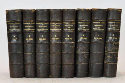 ROUSSEAU & LAISNEY  Dictionnaire de procédure...