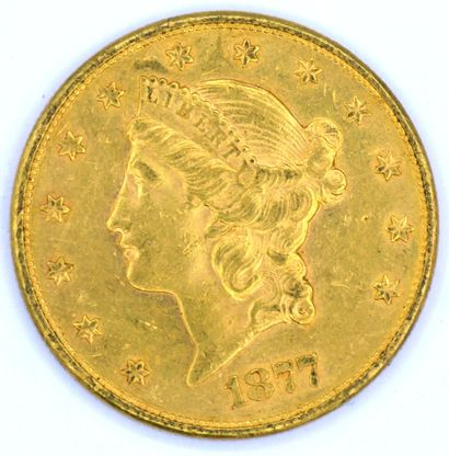 Une Monnaie OR - Liberty