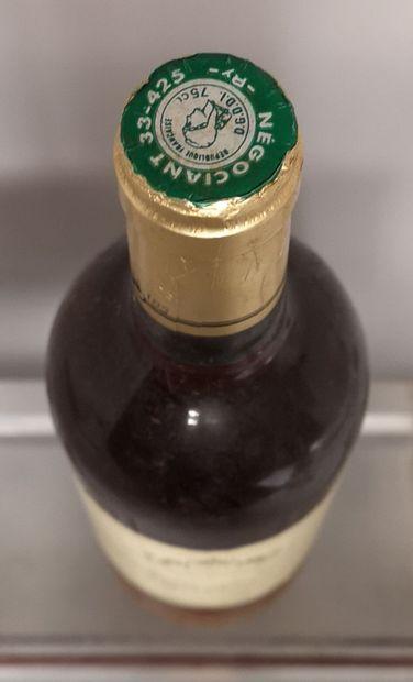 1 bouteille Château de CARLES - Sauternes 1991