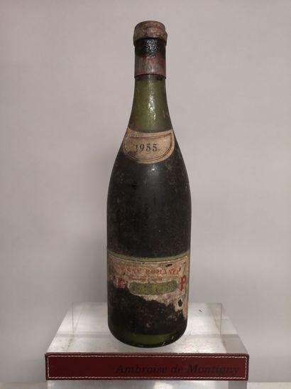 1 bouteille VOSNE ROMANEE - FOTIER PICARD...