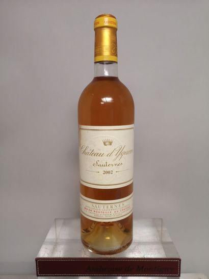 1 bouteille Château d'YQUEM - 1er Gc supèrieur...