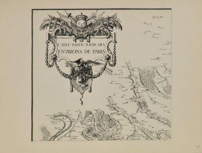 Jean-Dominique CASSINI (1625-1712) d'après...