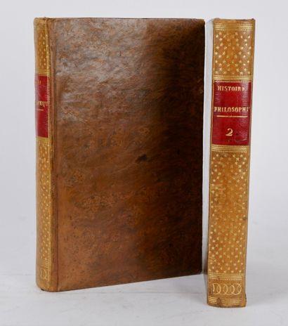 RAYNAL (Guillaume-Thomas). Histoire philosophique...
