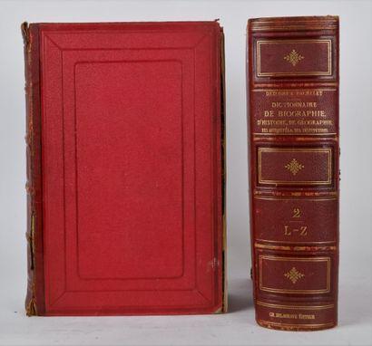 DEZOBRY (Ch.) et BACHELET (Th.). Dictionnaire...