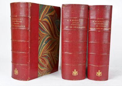 BOUILLET (M.-N.)   - Dictionnaire universel...
