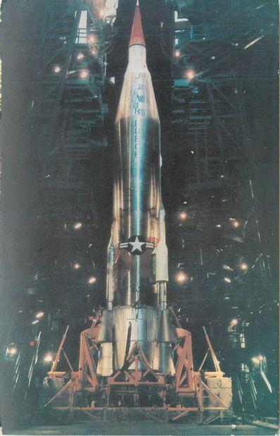 52 CARTES POSTALES LOCOMOTION : 1cp-Espace,...