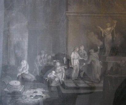 Jacques Albert SENAVE (1758-1829) (d'après)