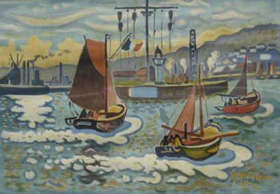 Henri-Liénard de SAINT-DELIS (1878-1949) (d'après)