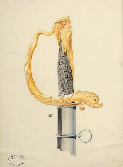 ECOLE FRANCAISE du XIX e siècle