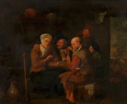 David RYCKAERT (Anvers 1612-1661) (École de)