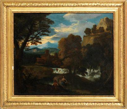 ÉCOLE PROVENÇALE - Seconde moitié du XVIIe siècle
