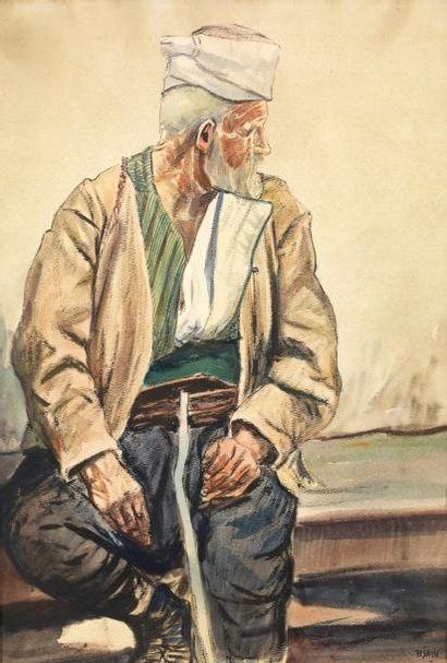 Paul SAIN (Avignon 1853-1908)