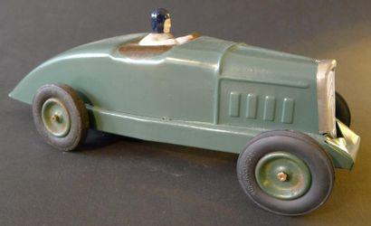 Jouet Citroën petite Rosalie. Jouet ancien...