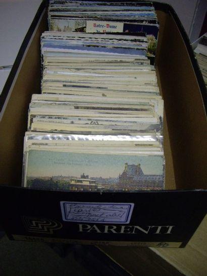 443 CARTES POSTALES PARIS & REGION PARISIENNE...