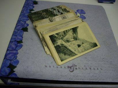 321 CARTES POSTALES HAUTES ALPES : Album...