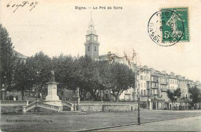 779 CARTES POSTALES PROVENCE ALPES COTE D'AZUR...