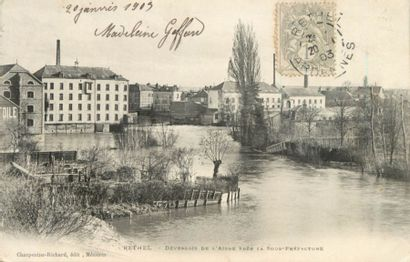 219 CARTES POSTALES CHAMPAGNES-ARDENNES &...