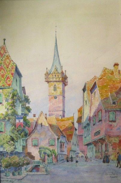 HANSI (Jean-Jacques WALTZ dit) (1873-1951)