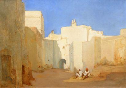 Gustave GUILLAUMET (1840-1881)