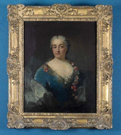 Robert LE VRAC TOURNIERES (Caen 1667-1752)