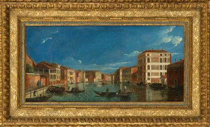 CANAL, Antonio Canal, dit (Suite de) (Venise...