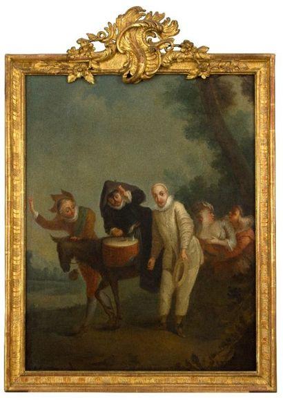 Antoine PATER (1695-1736) (Ecole de)  La...