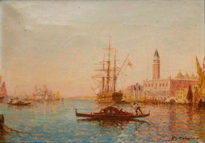 Charles Eugène COUSIN (XIX-XXème siècle)....