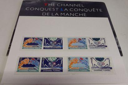 PHILATELIE : France, Stock, Carnets + Surtaxe, Croix Rouge + Faciale. (Envelopp...