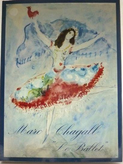 CHAGALL (Marc) - LASSAIGNE (Jacques). Dessins...