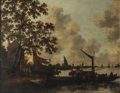 Hendrick de MEIJER ou MEYER (Rotterdam vers...