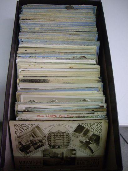 465 CARTES POSTALES ETRANGERS : Environs...