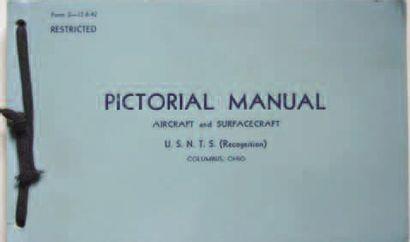1 OBJET : Pictorial Manuel 1942. Album d'identification...
