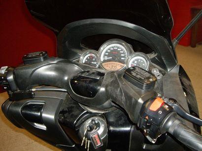 Détail Scooter YAMAHA XP 500