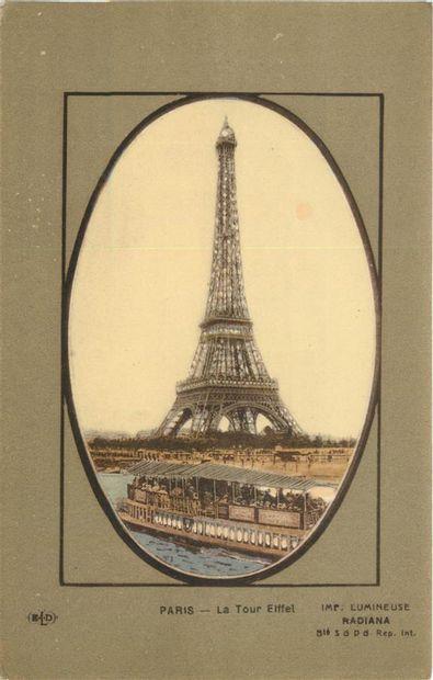 180 CARTES POSTALES PARIS : Divers Arrondissements....