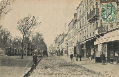 63 CARTES POSTALES REGION PARISIENNE : Dépts...