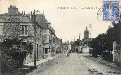 131 CARTES POSTALES COTES D'ARMOR : Villes,...