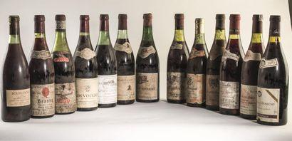 1 bouteille de Beaune, Maillard Père et Fils,...