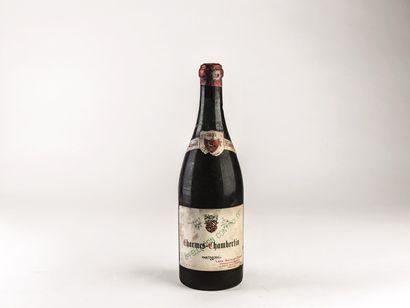 6 bouteilles de Charmes-Chambertin, Grivelet-Cusset,...