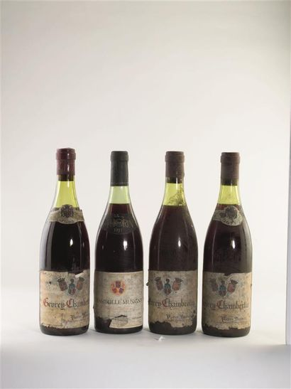 1 bouteille de Chambolle Musigny, Thorin,...
