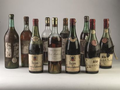 1 bouteille de Sauternes Saint-Pey, clos...