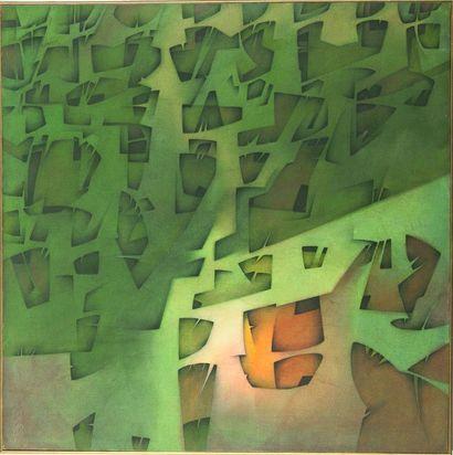 Joachim FERRER (Né en 1929). Composition...