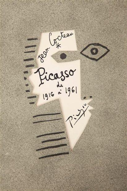 COCTEAU (Jean). Picasso de 1916 à 1961. Paris,...