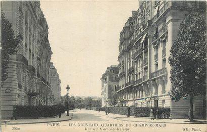 268 CARTES POSTALES PARIS : Tous Arrondissements...