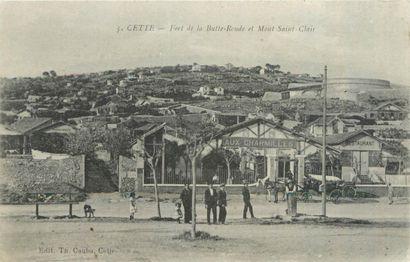 317 CARTES POSTALES HERAULT : Majorité Villes,...