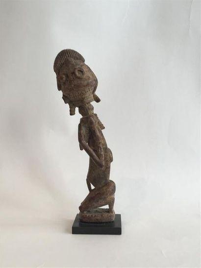 Statuette DONGON, Mali h: 21,5 cm