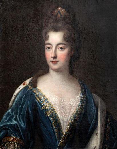TROY François de (1645 - 1730) Attribué à...