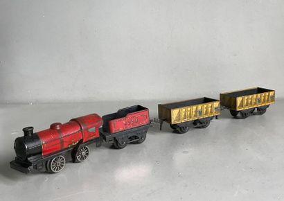 HORNBY Ensemble pour train mécanique modèle...