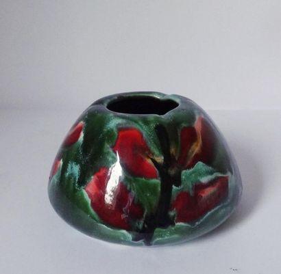 Francine GAL pour RICARD Petit vase de forme...